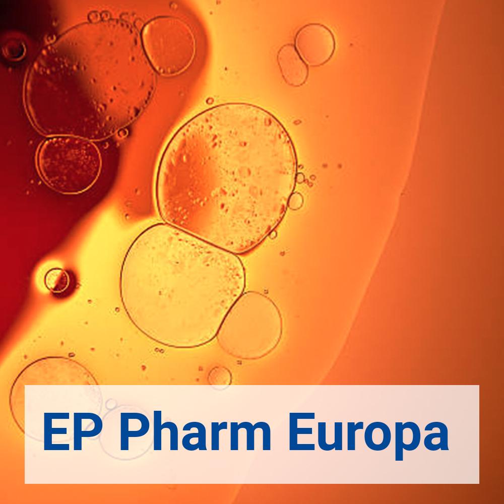 EP/ PHARM EUROPA
