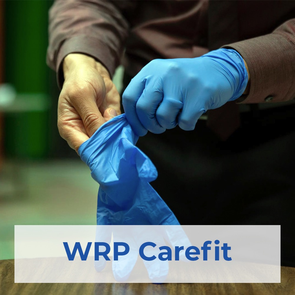 WRP CareFit Nitrile