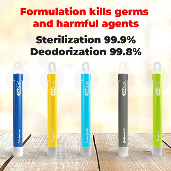 Dr Clo (disinfectant and air purifier)