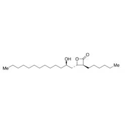 3S,4S)-3-hexyl-4-[(R)-2-hydroxytridecyl]-2-oxetanone