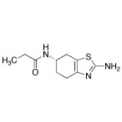 (-)-2-Amino-6-propionamido-tetrahydrobenzothiazole