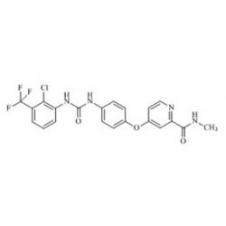 4-Deschloro-2-chloro-Sorafenib