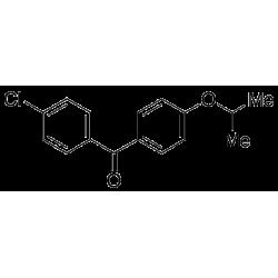 3-[4-(4-Chlorobenzoyl)phenoxy]-2-propane