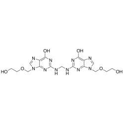 Acyclovir N-Methylene Dimer
