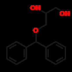 (RS)-3-(benzhydryloxy)propane-1,2-diol