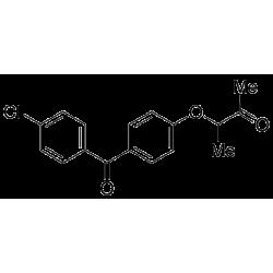 3-[4-(4-Chlorobenzoyl)phenoxy]-2-butanone