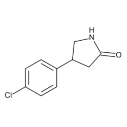4-(4-Chlorophenyl)-2-pyrrolidinone
