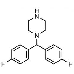 1-Bis(4-fluorophenyl)methyl Piperzaine