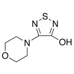 3-Hydroxy-4-morpholino-1,2,5-thiazole
