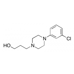 4-(m-Chlorophenyl)-1-piperazinepropanol