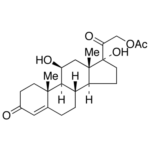 Hydrocortisone Acetate Secondary Standard