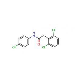 2,6-Dichloro-N-(4-chlorophenyl)-benzeneacetamide