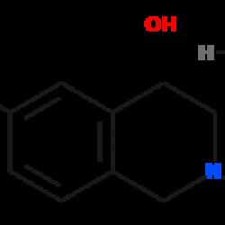 (4R)-4,6-dihydroxy-N-methyl-1,2,3,4-tetrahydroisoquinoline hydrochloride