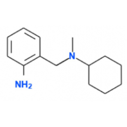 2-Amino-N-cyclohexyl-N-methylbenzylamine