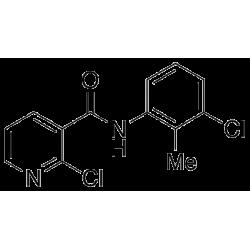 2-Chloro-N-(3-chloro-2-methylphenyl)nicotinamide