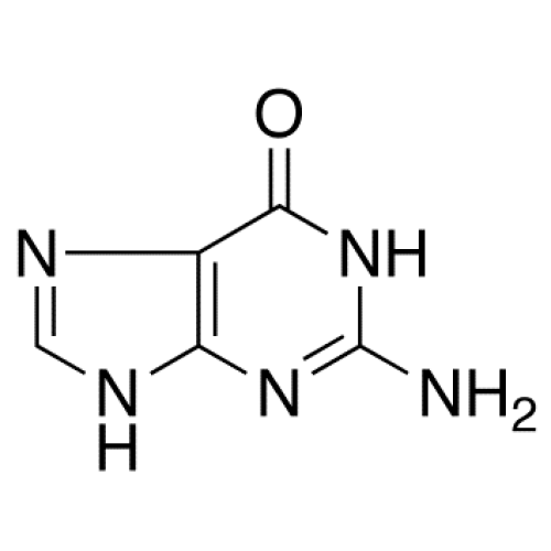 2-Amino-6-hydroxypurine