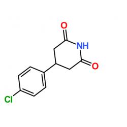4-(4-Chlorophenyl)-2,6-piperidinedione