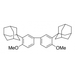 1,1'-[4,4'Bis(methyloxy)-biphenyl-3,3'-diyl]­bis­(tri­cyclo[3.3.1.13,7]decane)