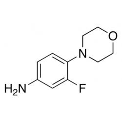 3-Fluoro-4-(4-morpholinyl) Benzenamine